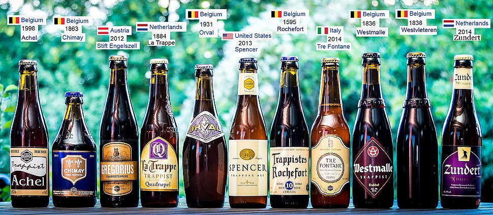 Trappist Beer 2015-08-15