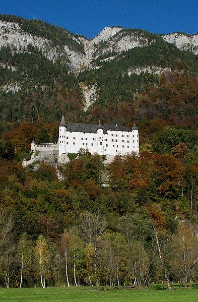 Tratzberg - castle