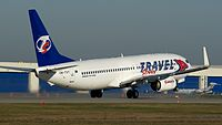 OK-TVT - B738 - Travel Service