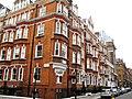 Treborough House, Nottingham Place - Paddington Street, W1 - geograph.org.uk - 1527785.jpg
