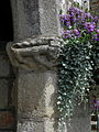 Tremblay (35) Église Saint-Martin Porche sud 04.JPG