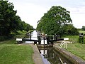 Trent and Mersey Canal at Hunts Lock No 15, Fradley - geograph.org.uk - 998278.jpg