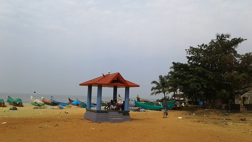 Trikkannad Beach.2