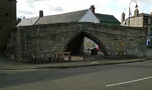 National Cycle Route 12 - Trinity Bridge Crowland