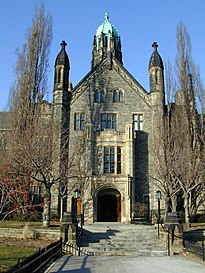 Trinity College main building