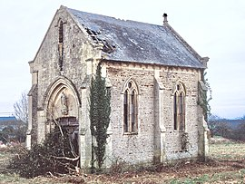 The chapel in Trois-Monts