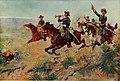 Troopers in hot pursuit, by H. August Schwabe.jpg
