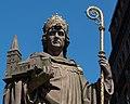 Trostbrücke (Hamburg-Altstadt).Skulptur 'St. Ansgar'.1.12071.ajb.jpg