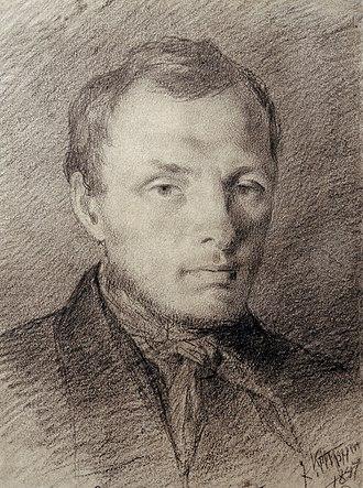 Fyodor Dostoevsky - Dostoevsky, 1847
