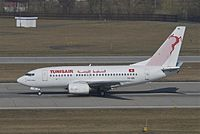 TS-IOR - B736 - Tunisair