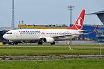 Turkish Airlines, TC-JYF, Boeing 737-9F2 ER (20802073884).jpg
