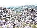 Two of Cefn-du's many Slate Tips - geograph.org.uk - 229842.jpg
