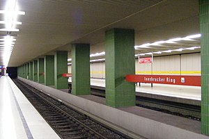 Innsbrucker Ring (Munich U-Bahn)