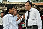 U.S. Consul General Le An visits USAID beneficiaries (6677922843).jpg