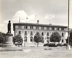United States Post Office and Courthouse (Augusta, Georgia) - Image: U.S. Post Office and Court House, Augusta (Richmond County, Georgia)