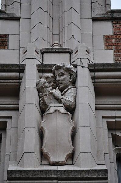 File:U. of Wash Miller Hall - unidentified teacher.jpg