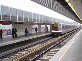 U3 Vienna U Bahn Wikipedia