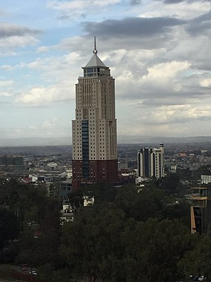 How to get to Uap Tower with public transit - About the place