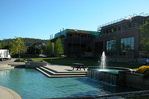 University of British Columbia - Okanagan Campus