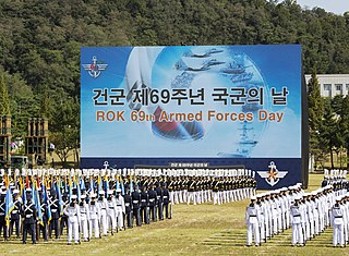 Armed Forces Day (South Korea)