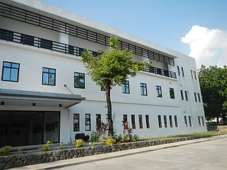 National Institute of Molecular Biology and Biotechnology - Image: UP Collegeof Sciencejf 3188 08