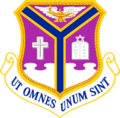 USAF - Chaplain School Second Emblem 2.png
