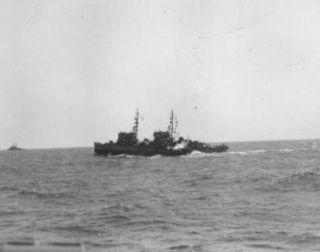 USS <i>Pledge</i> (AM-277)