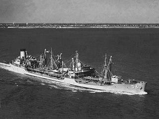 USS <i>Chikaskia</i> (AO-54)