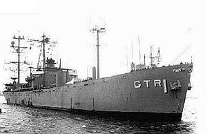 USS Oxford (AGTR-1) - USS Oxford (AGTR-1)