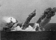 USS Samuel B Roberts DD-823 sinking 1971