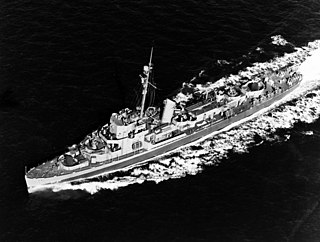 USS <i>Trumpeter</i> Cannon-class destroyer escort