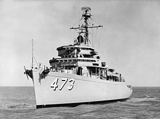 USS <i>Vigor</i> (AM-473)