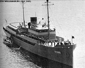 USS Williamsburg