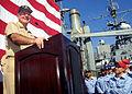 US Navy 021014-N-6633C-002 CNO address crew aboard USS La Salle.jpg
