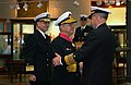 US Navy 021211-N-2383B-522 Admiral Bulent Alpakaya, Commander of Turkish Naval Forces is presented the Legion of Merit by Admiral Vern Clark, Chief of Naval Operations (CNO) during a full honors ceremony held at Washington Navy.jpg