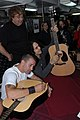 US Navy 080924-N-4005H-148 Scott Stapp signs a guitar for a Sailor.jpg