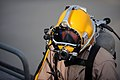 US Navy 091115-N-4154B-113 Navy Diver 2nd Class Alfred Pintor prepares to dive during diving operations.jpg