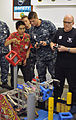 US Pacific Fleet and Office of Naval Research sponsor robotics competition, RIMPAC 2014 140705-N-UG232-008.jpg