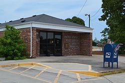 U.S. Post Office in Smartt, Tennessee