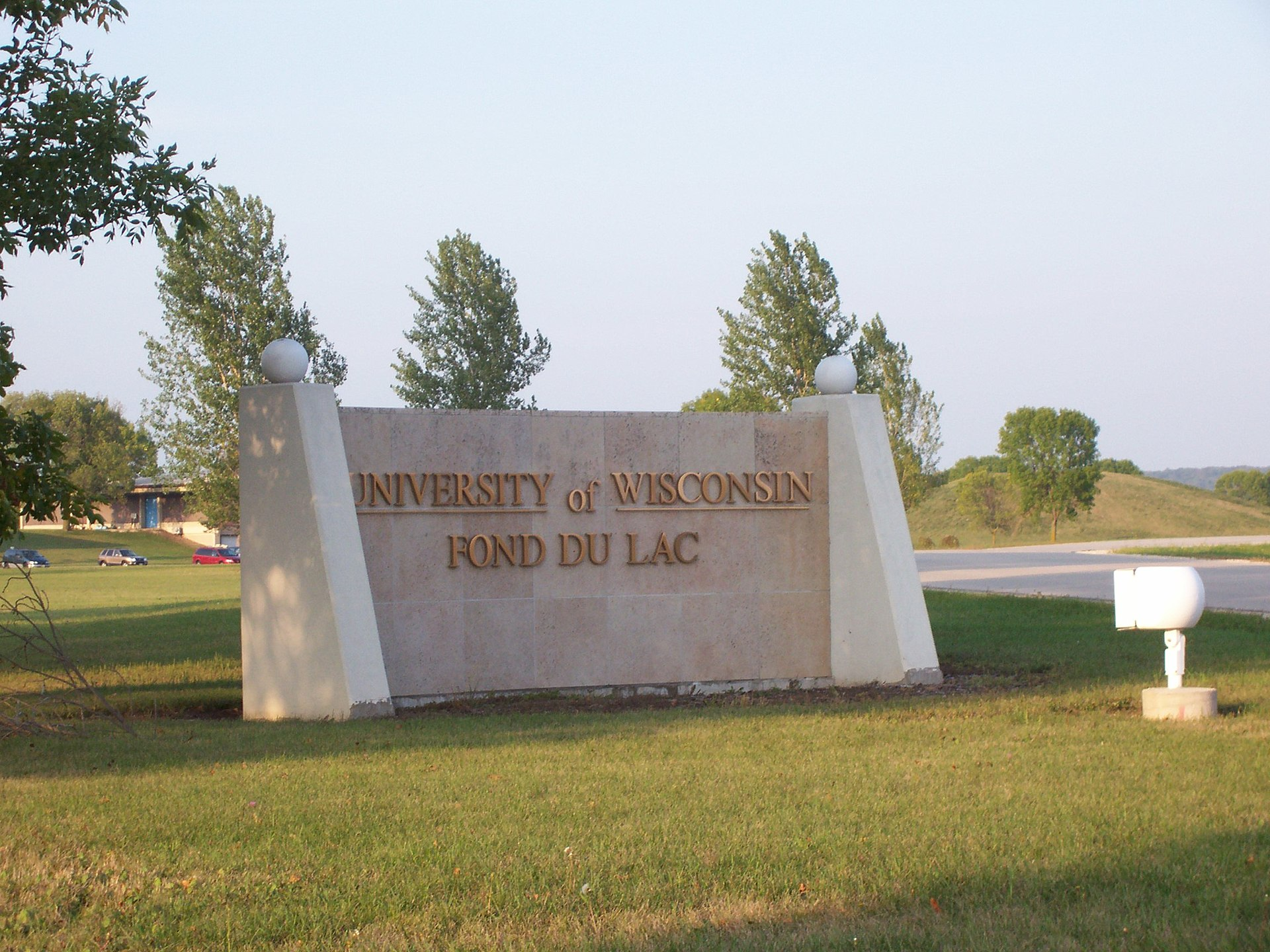 University Of Wisconsin Fond Du Lac Wikipedia