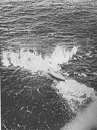 Підводний човен u 71 атакований