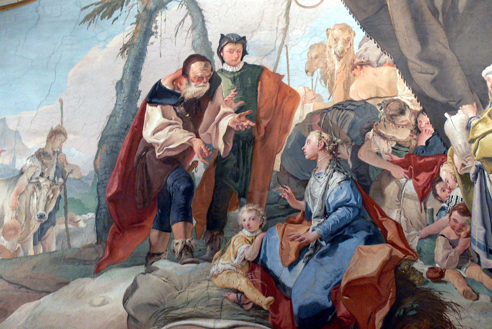 Labans Tochter Im Alten Testament