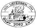 Uetersen Sonderstempel 750 Jahre 01.jpg
