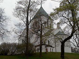 Harald Bødtker - Ullern Church