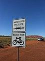 Uluru-Kata Tjuta National Park from the roadside.jpg