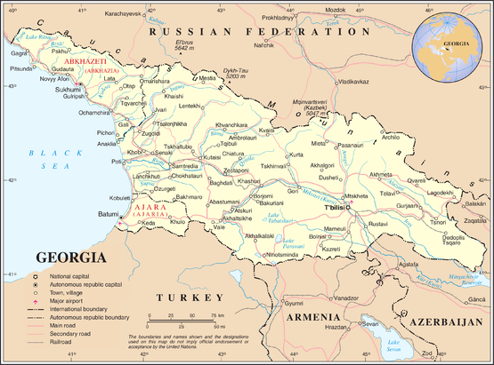555px-Un-georgia از حقایقی تاریخی تا اطلاعات فرهنگی درباره گرجستان