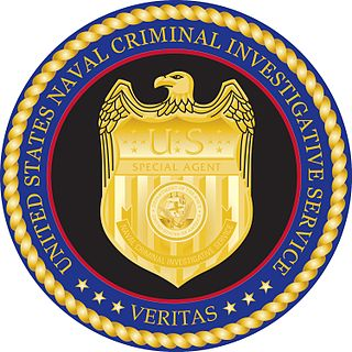 Naval Criminal Investigative Service Law enforcement agency of the U.S. Navy