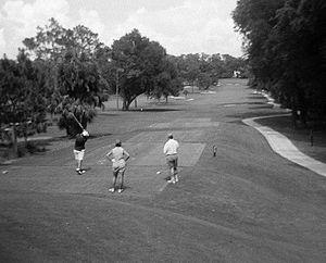Florida Gators men's golf - The Mark Bostick Golf Course, home course of the Florida Gators men's and women's golf teams.