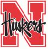 Logo of the Nebraska athletic teams 1992-2003