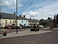 Usk, the Town Square - geograph.org.uk - 1827942.jpg